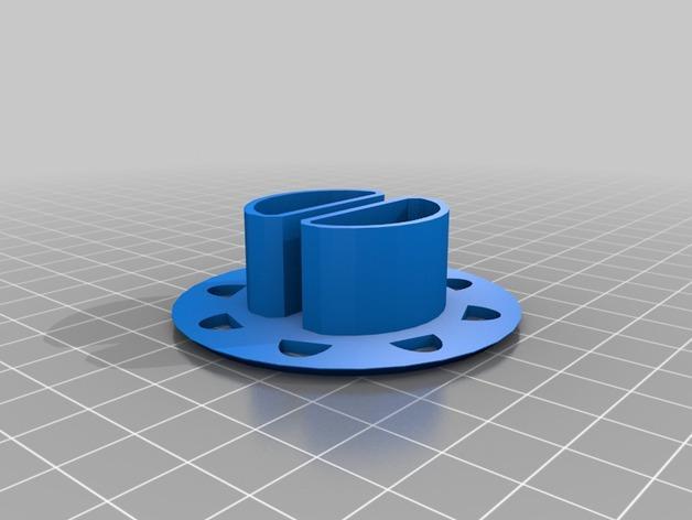 SunSpool电缆线轴 3D模型  图9