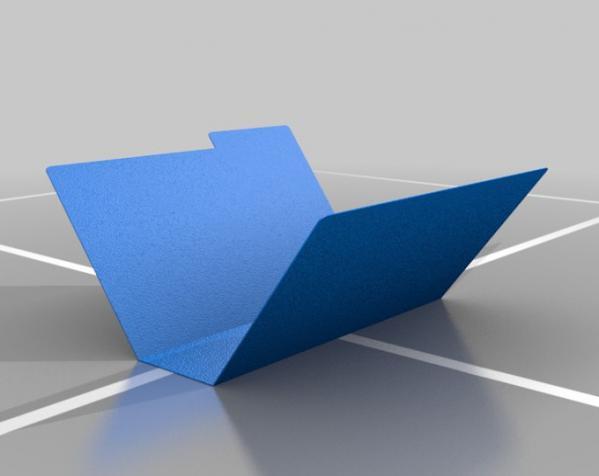 迷你名片夹 3D模型  图2