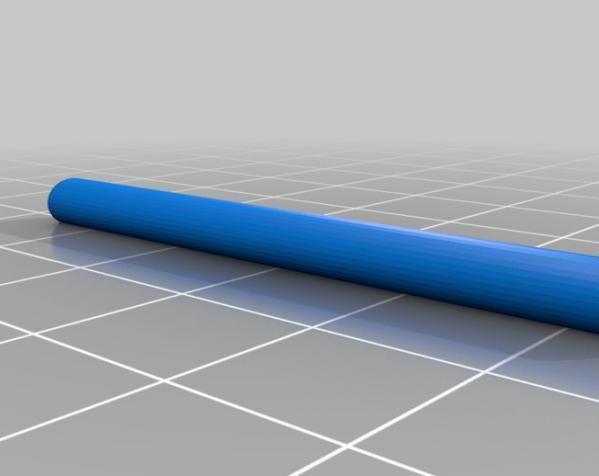 简易合页/铰链 3D模型  图4