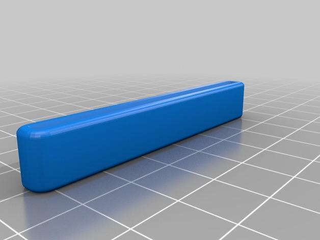 牙膏挤出装置v2 3D模型  图2