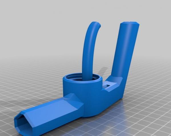浇水壶零部件 3D模型  图5