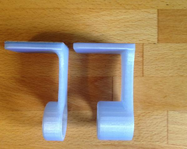 迷你纸巾卷纸架 3D模型  图3