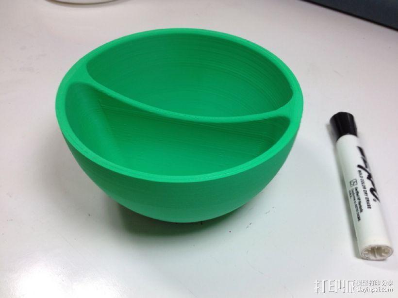 迷你燕麦碗 3D模型  图2