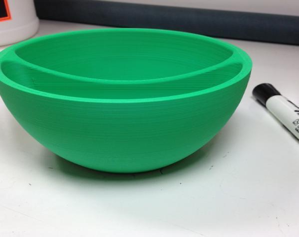迷你燕麦碗 3D模型  图4