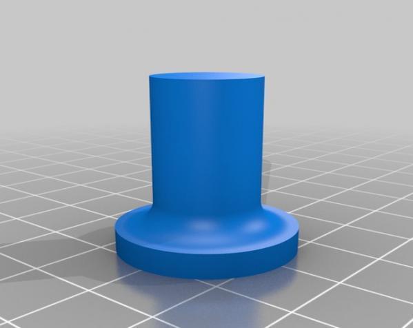 黑武士饼干模具切割刀 3D模型  图3