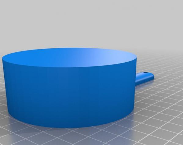 定制化量杯 3D模型  图5