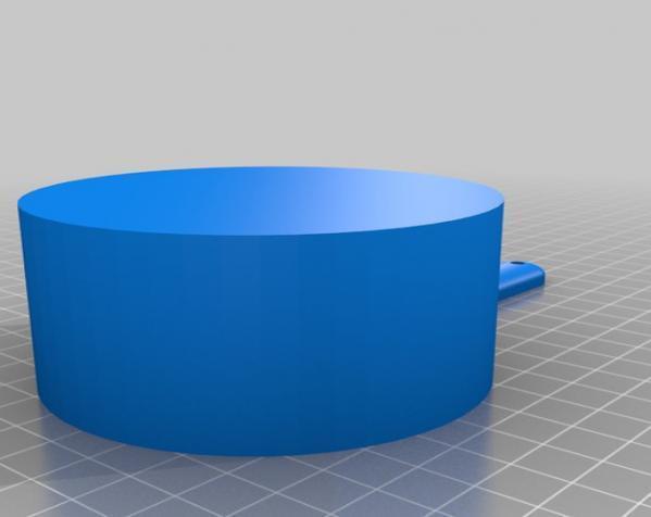 定制化量杯 3D模型  图6