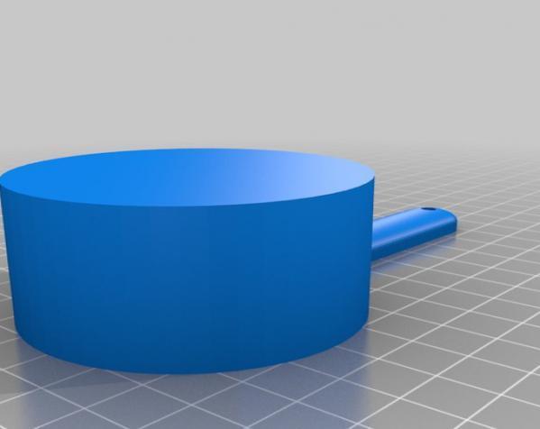 定制化量杯 3D模型  图4