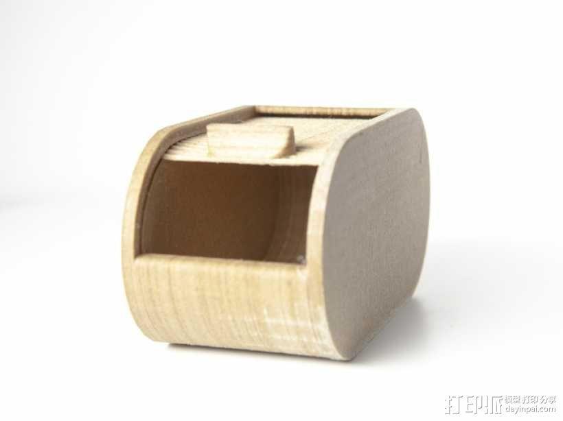 迷你椭圆形小盒 3D模型  图13