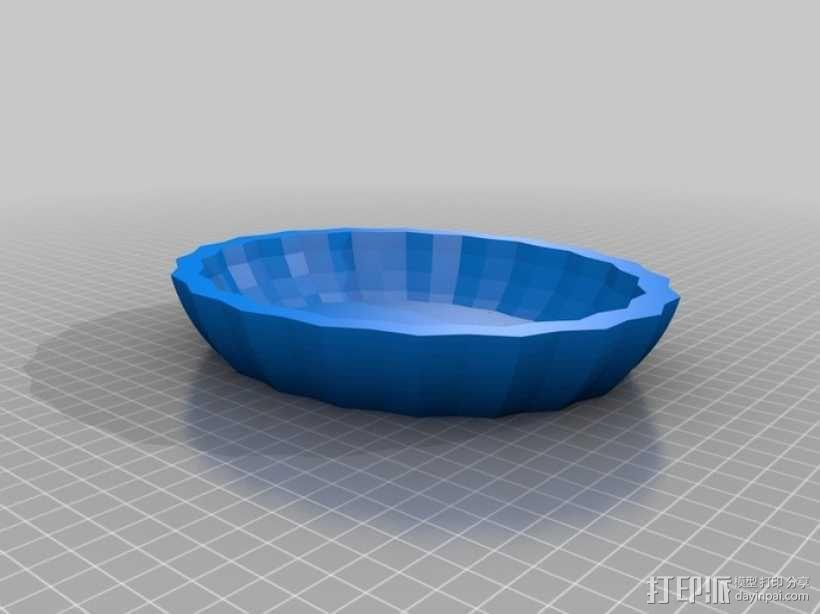 定制化碗/杯/花瓶 3D模型  图1