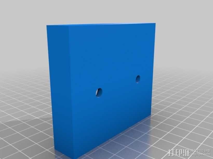 纸巾架 3D模型  图7