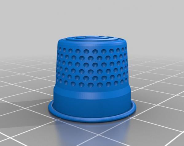 3D打印套环 3D模型  图3