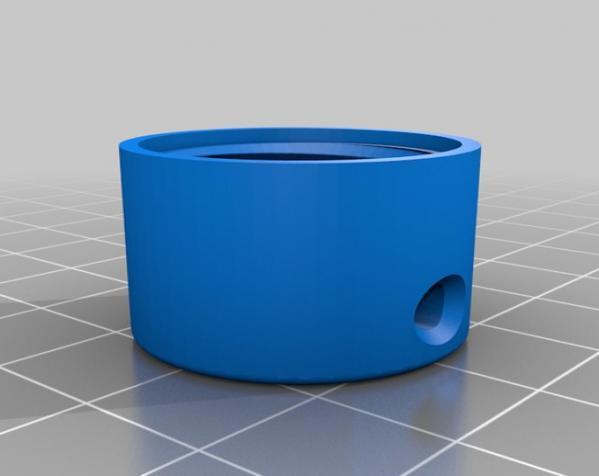 电池存储盒 3D模型  图5