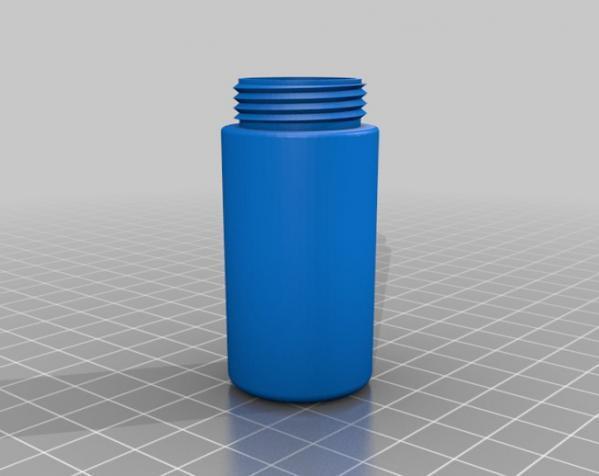 电池存储盒 3D模型  图7