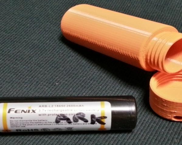 电池存储盒 3D模型  图9