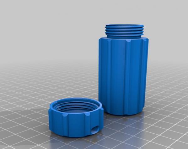 电池存储盒 3D模型  图12