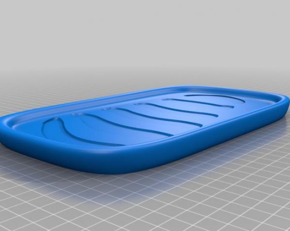 脚形花盆 3D模型  图6