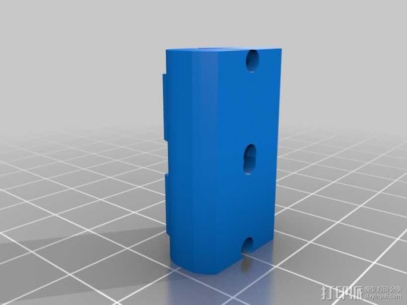 组装式台灯 3D模型  图9