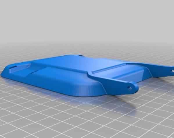 迷你垃圾桶 3D模型  图2