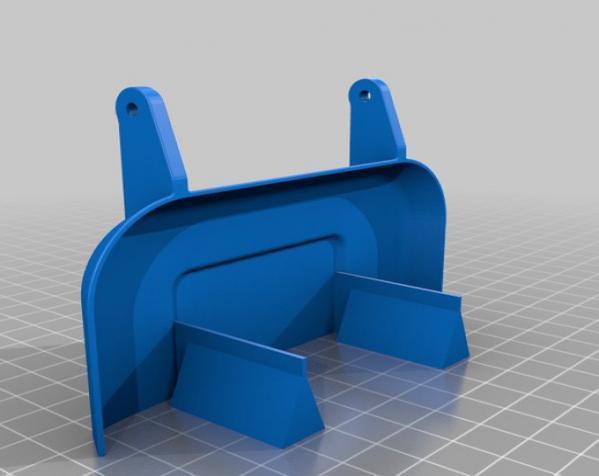 迷你垃圾桶 3D模型  图3