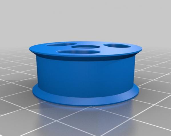 迷你垃圾桶 3D模型  图6