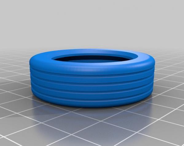 迷你垃圾桶 3D模型  图7