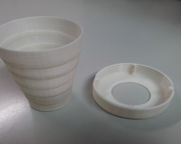 可折叠的小杯 3D模型  图4