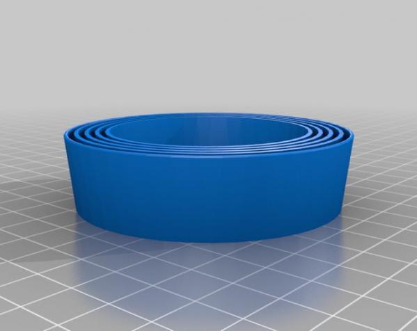 可折叠的小杯 3D模型  图8