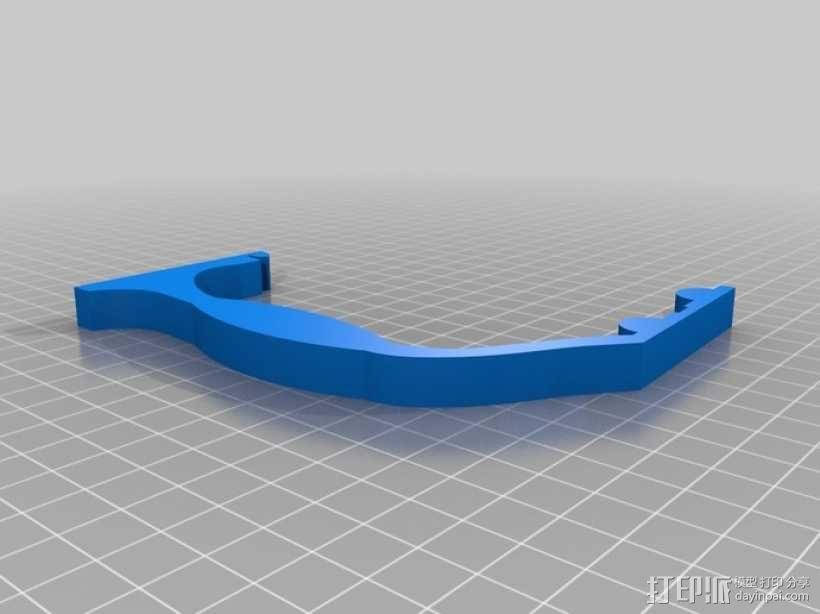 易拉罐把手 3D模型  图6