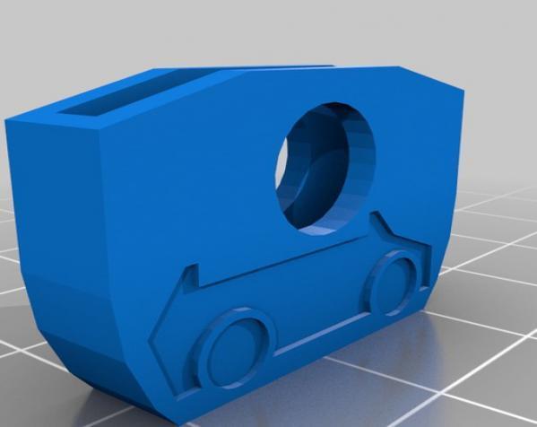 个性化钥匙套 3D模型  图4