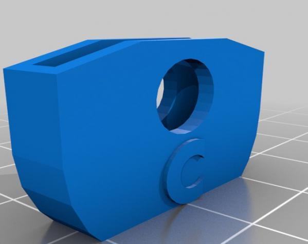 个性化钥匙套 3D模型  图5