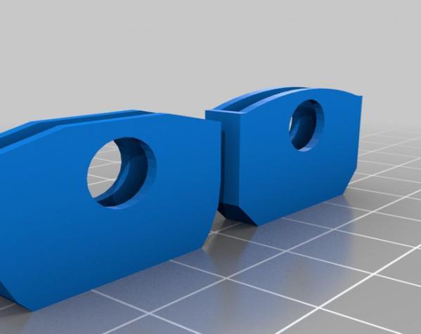 个性化钥匙套 3D模型  图3