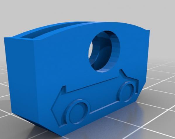 个性化钥匙套 3D模型  图6