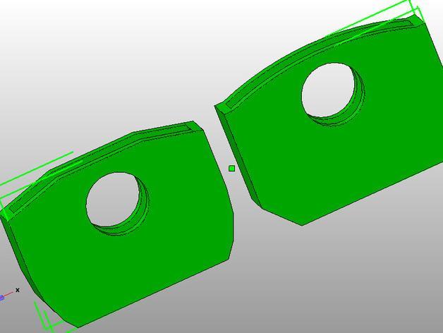 个性化钥匙套 3D模型  图10