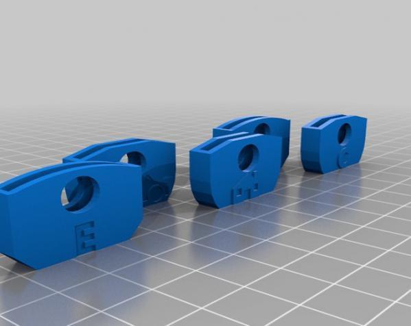 个性化钥匙套 3D模型  图14