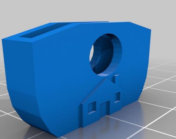 个性化钥匙套 3D模型  图18