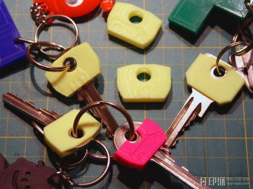 个性化钥匙套 3D模型  图19