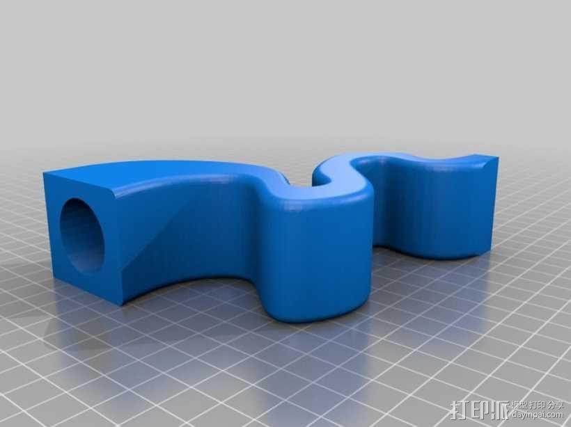 个性化花瓶 3D模型  图3