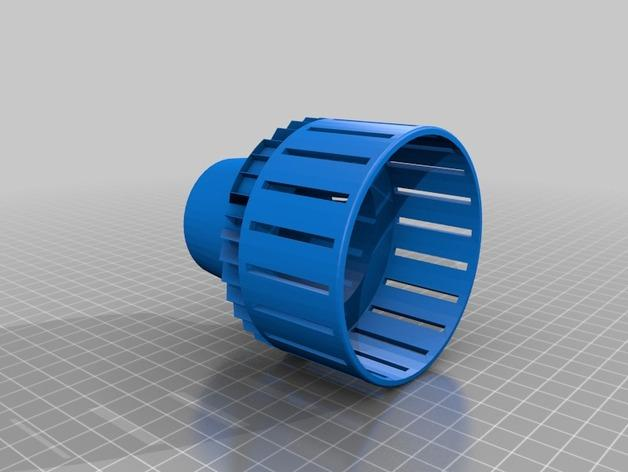 E27灯具灯罩 3D模型  图2