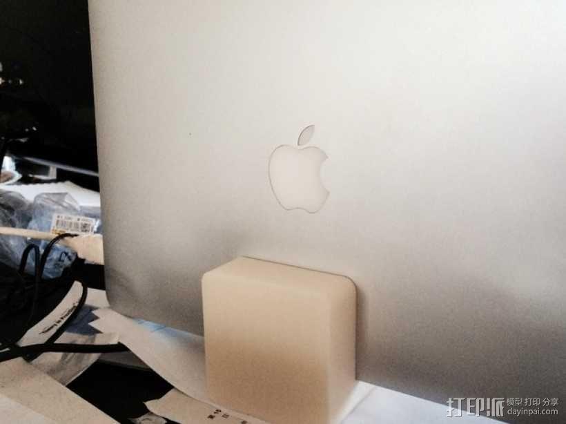 MacBook平板电脑站架/支架 3D模型  图3