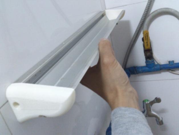 浴室置物架 3D模型  图7