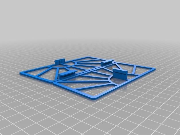 Neato机器人吸尘器过滤器 3D模型  图1