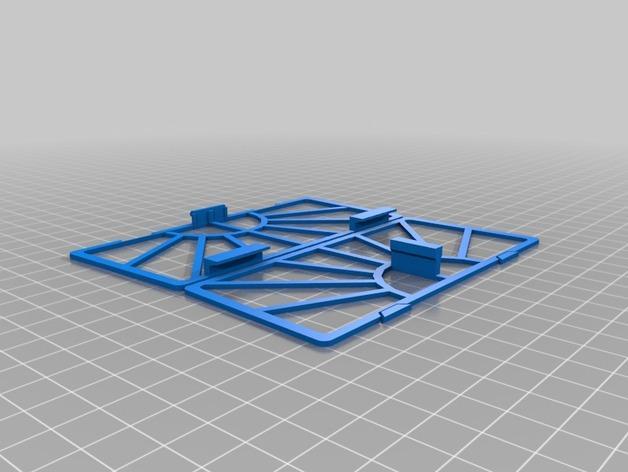 Neato机器人吸尘器过滤器 3D模型  图2
