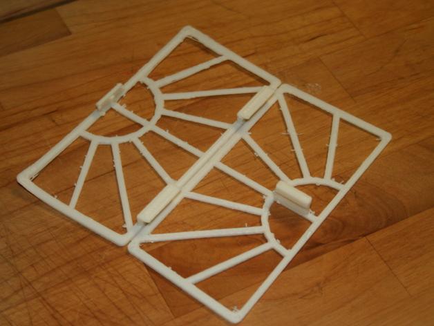 Neato机器人吸尘器过滤器 3D模型  图4