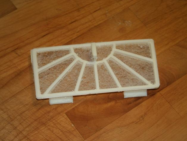 Neato机器人吸尘器过滤器 3D模型  图6