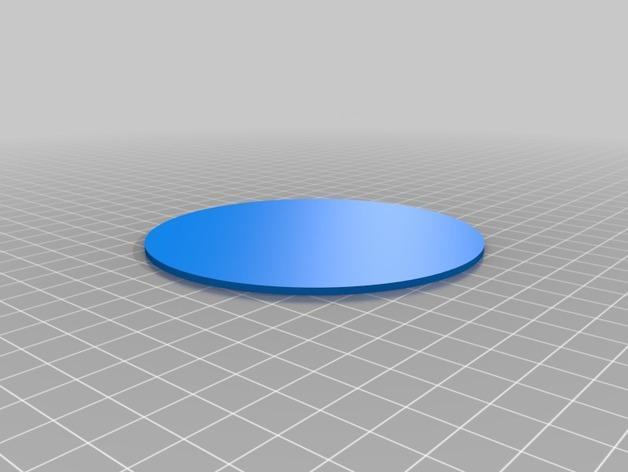 宜家Kura床夹式篮子 3D模型  图5