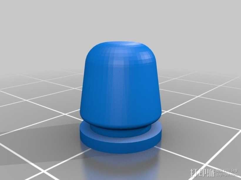 迷你耳塞 3D模型  图3