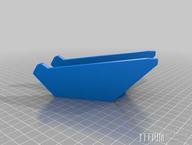 耳机/控制器架 3D模型  图2