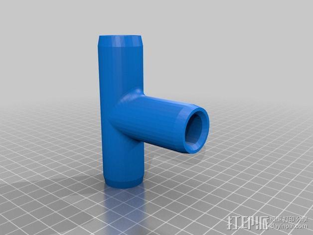 软管连接器 3D模型  图5