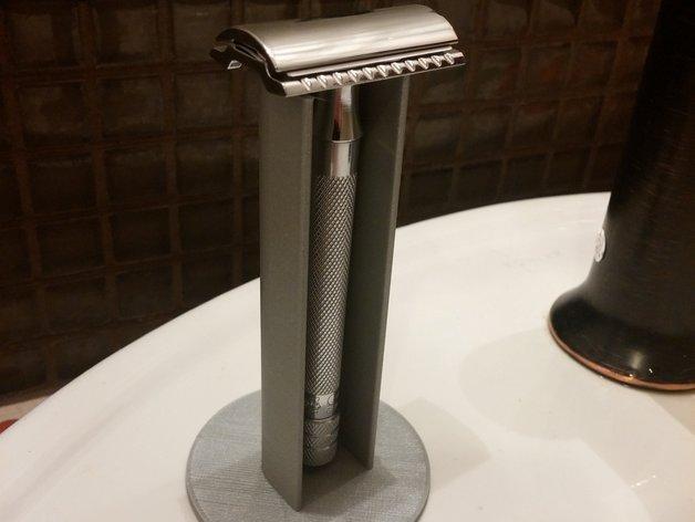剃须刀站架 3D模型  图1